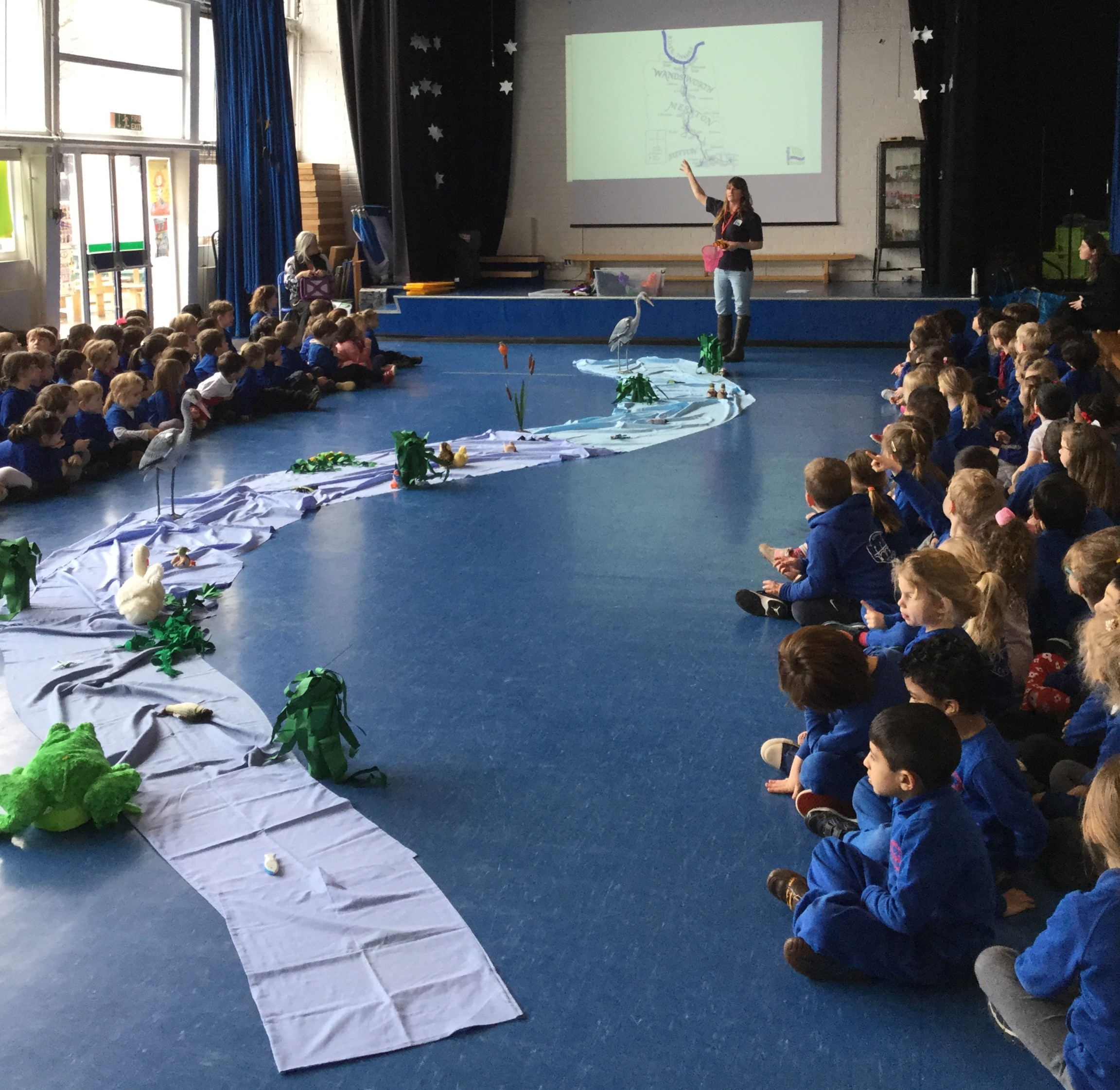 River Introduction Assembly